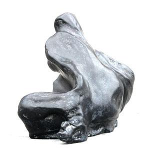 Antinéa (vue n°3)-( bronze )