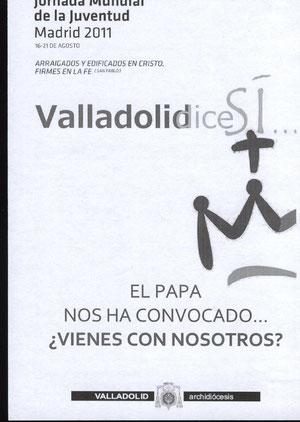 Valladolid dice sí a la JMJ