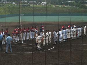 日米親善野球2011.06.19小野投手出場