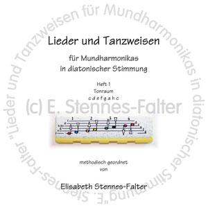 Mundharmonika-Liederbuch Titelseite