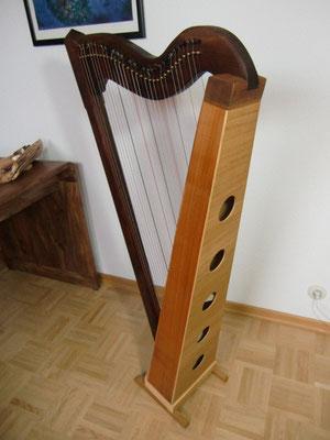 Böhmische Harfe
