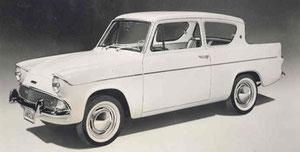 Ford Anglia  1100 c.c.