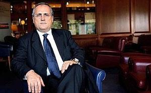 Präsident Claudio Lotito