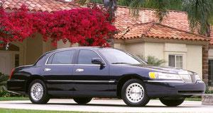 Lincoln Town Car III ab 1998