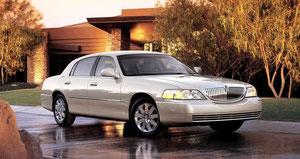 Lincoln Town Car III ab 2003 - Aug. 2011