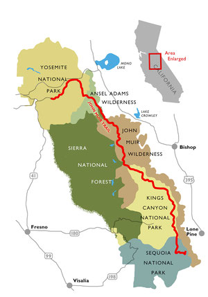 Der John Muir Trail