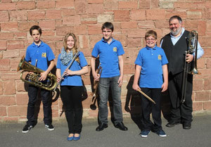 Brass Kids, Young Bands in Concert, 30.06.2013