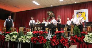 Jugendblasorchester, Orchesterkonzert am 02.12.2017