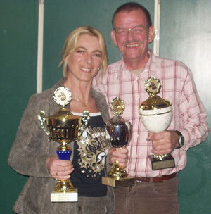 Winnaars Wisselbekers 2005