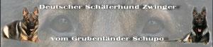 Grubenländer Schupo Website Deutschland