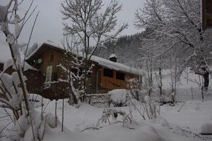proche des stations de ski de la Mauselaine à Gérardmer