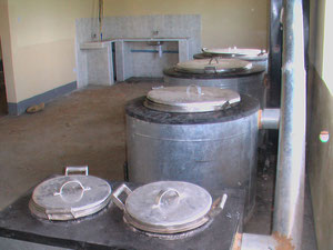 Die Küche heute