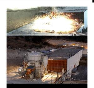site d'expérimentation nucléaire de Pontfaverger-Moronvilliers