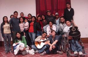 Mojoca Città del Guatemala 2012