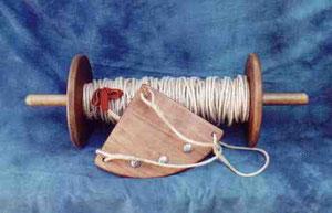 Figura 7.1 - Antico Solcometro a Barchetta