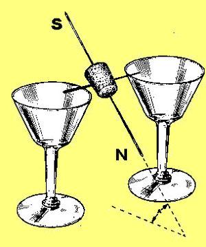 Figura 5.5 - Inclinazione magnetica