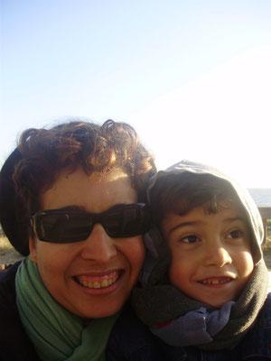 Gabriel y Jackie enero 2011