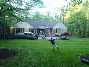 Homestay in Maryland, a serene suburb of Washington D.C.