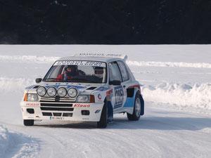 Peugeot 205 Turbo 8