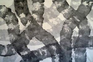 Nim, Acrílico sobre tela 150 x 170 cm 2011