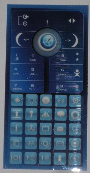 "Small Translight Panel : 6"" x 3"""