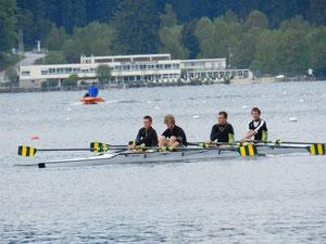 4x SH, BONNE Clément, VERCELONNE Guillaume, RUAUX Jean-Marc, CHARPENTIER Jean-Claude
