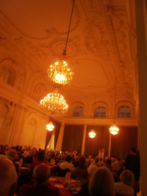 Ballsaal Kulturhaus