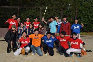 2012年度ソフトボール初戦