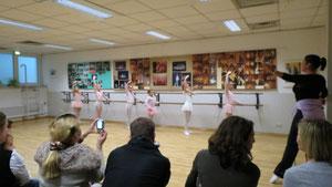 Ballett ab 8 Jahren