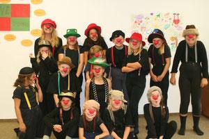 Clownerie-Workshop