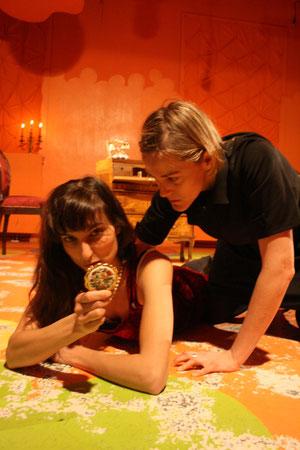 Produktion: Die Zofen, Heidelberg, 2011