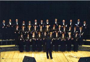 JORNADAS DE GALICIA EN AVILA  (PIEDRA Y MAR) HOMENAJE AL HUNDIMIENTO DEL PRESTIGE. DIRECTOR JESUS FIDALGO.. 2003