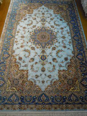 Kashan Silk 220x140