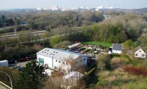 Pflanzenhof