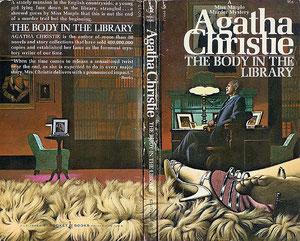 Un cadáver en la biblioteca.