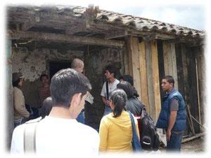 TRABAJO SOCIAL CON CASA CAMPESINA EN CABRERA