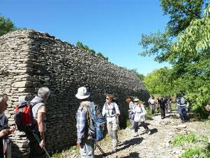 Les Bories, Barbarenque, les 4 ruines - 19 mai 2013