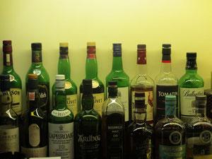 知らないお酒がいっぱいあった。