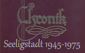 Bild: Seeligstadt Chronik 1945 -1975