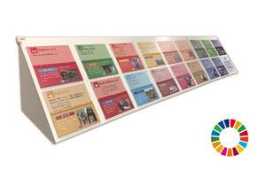 SDGs(持続可能な開発目標)クイズボード