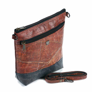 City Bag vegan Blattleder WOLA SELVA