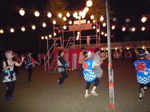 盆踊り&夏まつり