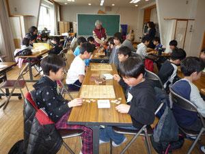 平成24年2月25日 将棋教室
