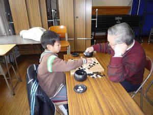 平成24年2月25日 囲碁教室