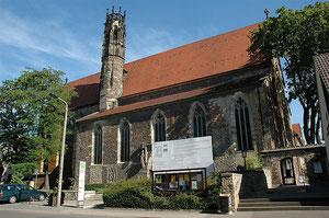 Erfurter Augustinerkloster (Bild: TomKidd)