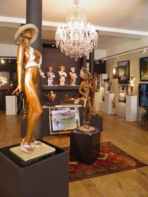 Galerie OBENICHE à HONFLEUR