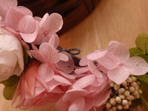 花冠留め具