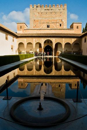 As cores da Alhambra/Granada