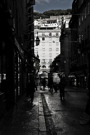 Lisboa tem luz