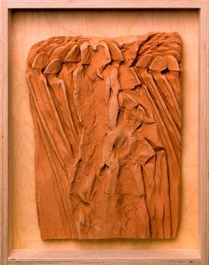 scultura originale di Dolores Previtali